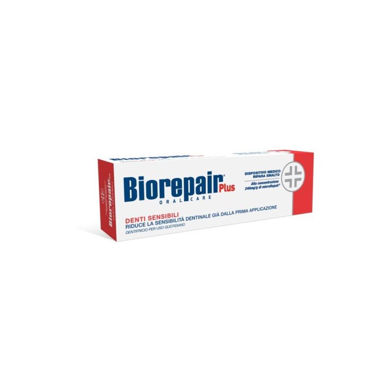 Biorepair toothpaste sensitive teeth