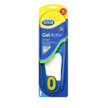 Plantillas School gel active man