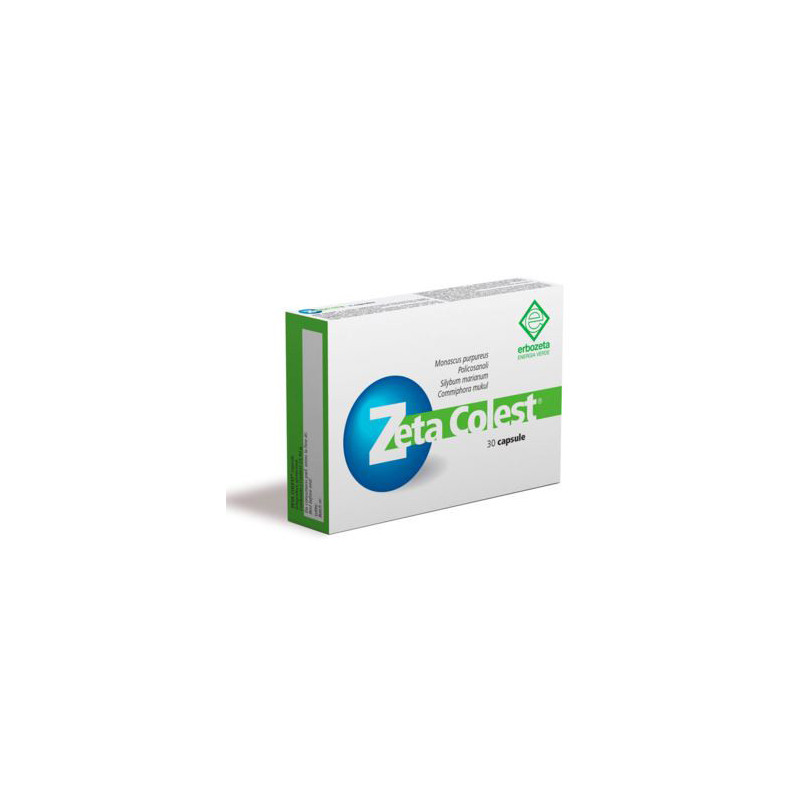 Zeta Colest 30 gélules