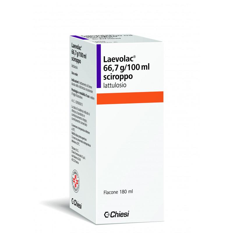 Laevolac sciroppo 18ml