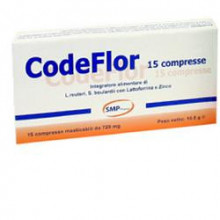 CODEFLOR 15 COMPRIMIDOS