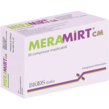 Meramirt CM 30 chewable tablets