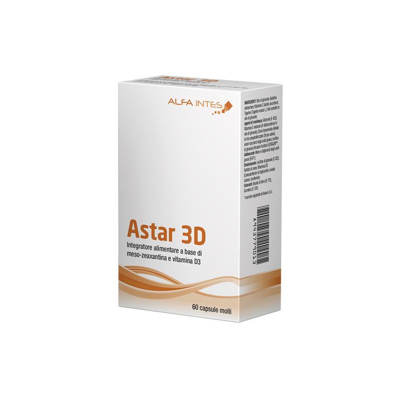 Astar D3 60 capsule molli
