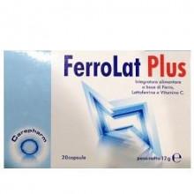 FERROLAT PLUS 20 CAPSULES