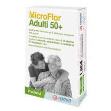 MICROFLOR ADULTES 50+ 30...