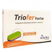 TRIOFER FORTE 30 TABLETS