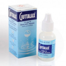 GUTTALAX GOCCE 15ML 7,5MG/ML