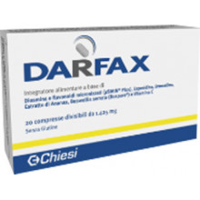 DARFAX 20 DIVISIBLE TABLETS