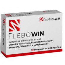 FLEBOWIN 30 COMPRESSE