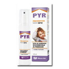 PYR QUOTE SPRAY 125 ML
