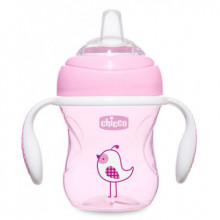CHICCO CUP TRANSITION PINK...