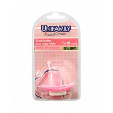 UNIFAMILY PACIFIER WITH LID...