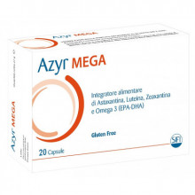 AZYR MEGA 20 CAPSULES