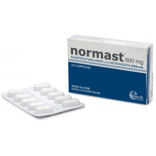 NORMAST 600 MG 20 TABLETS