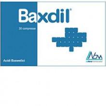 BAXDIL 30 TABLETAS