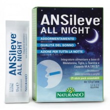 ANSILEVE ALL NIGHT 21 GOLD...